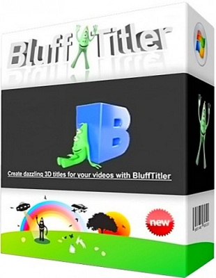BluffTitler Ultimate 13.3.0.0 poster box cover