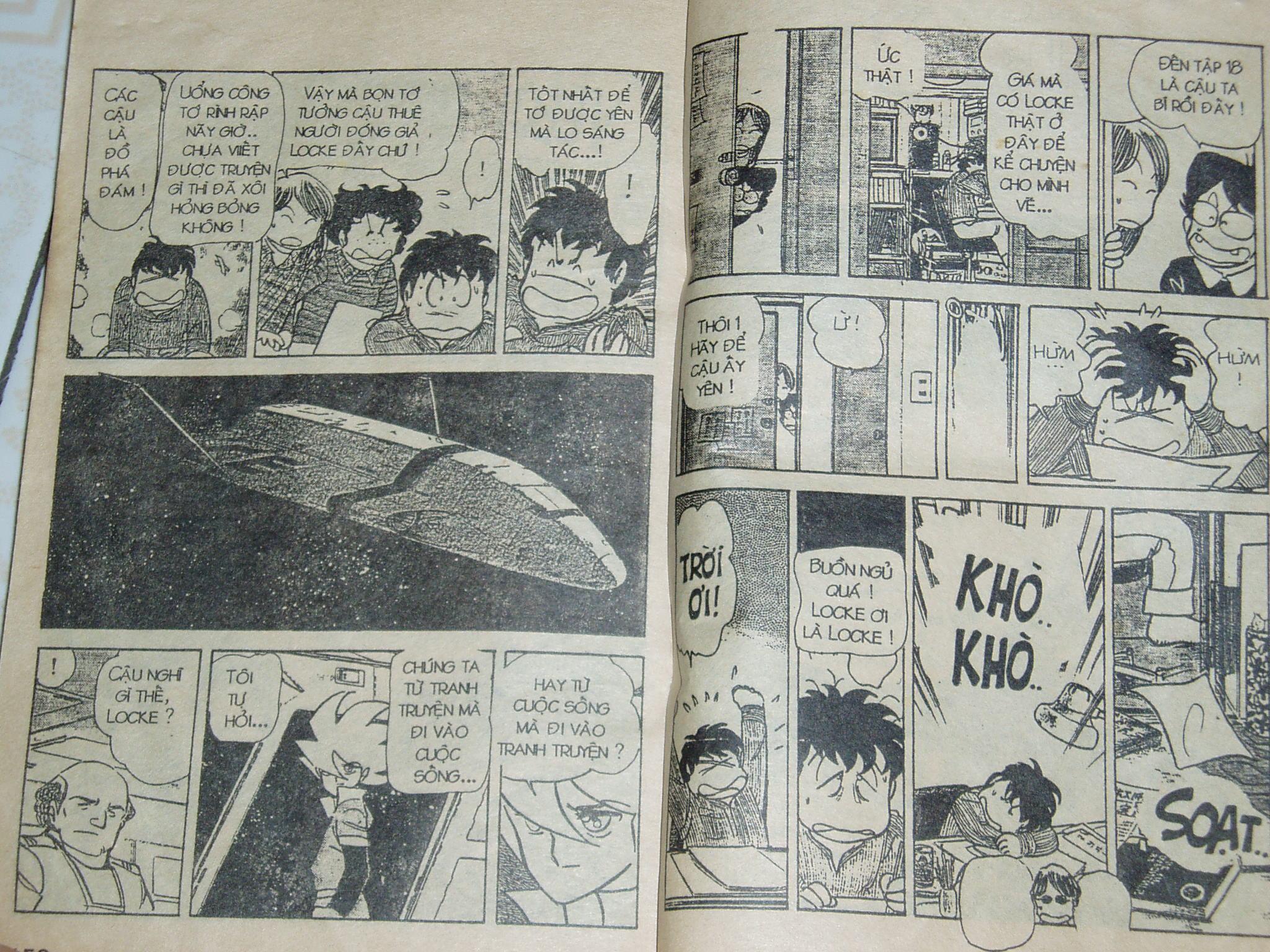 Siêu nhân Locke vol 18 trang 77