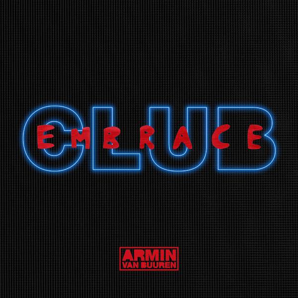 Armin van Buuren - Club Embrace Cover