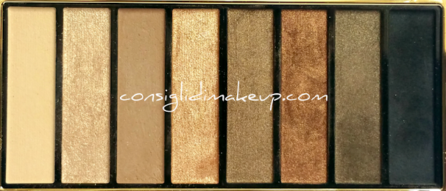 swatch palette max factor
