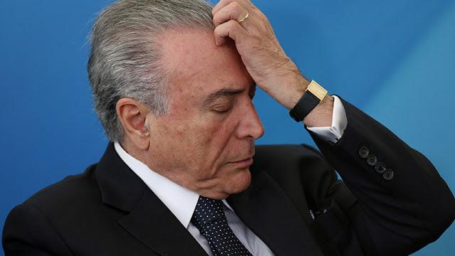 Brasil: el presidente Michel Temer fue hospitalizado