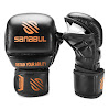 Sanabul NEW ITEM Essential 7 oz MMA Hybrid Sparring Gloves