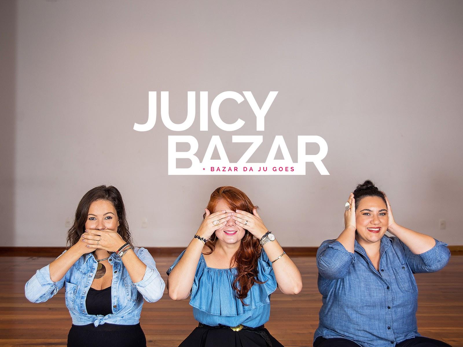 48a1c7bab1e Juicybazar + Bazar da Ju Goes e a Economia Circular