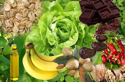 Les aliments riches en sérotonine