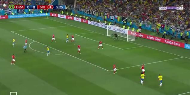 فيديو تعادل مخيب البرازيل , اداء رائع من منتخب سويسرا , الملخص والاهداف التشكيل والقنوات الناقلة. 1-1