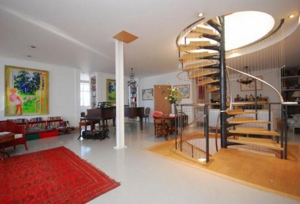 Modern homes interior stairs designs ideas. | Home ...