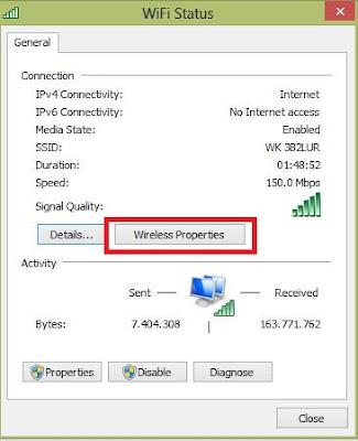 Cara Mengetahui Password Wifi yang Sudah Pernah Terhubung di PC