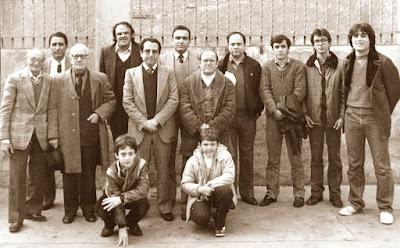 Equipo del C.C. Sant Andreu de 1ª Categoría, Campeones temporada 1981/1982