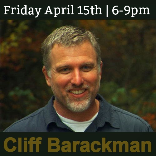 Bigfoot News | Bigfoot Lunch Club: Cliff Barackman from Finding