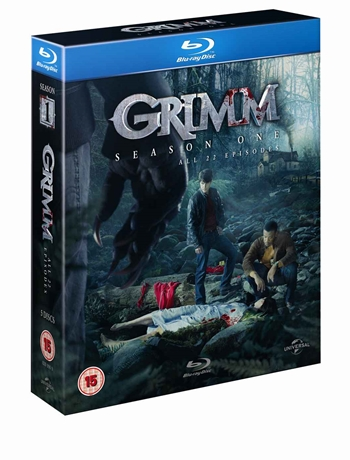 Grimm Temporada 1 Audio Español Latino HD 480p [22/22]