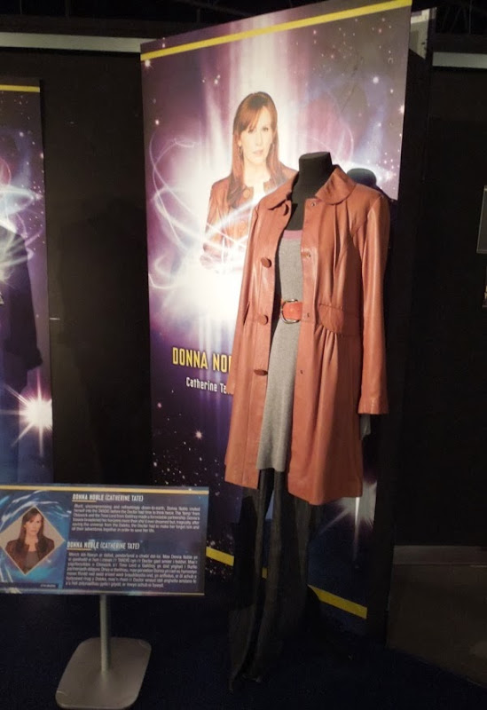 Original Donna Noble Doctor Who costume