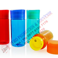 Tumbler Plastik Reno Hydration Water Bottle