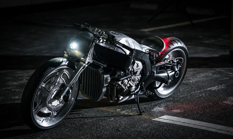 Steel horse BMW Motorcycles