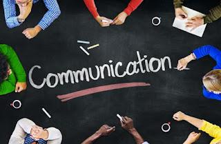 komunikasi berguna untuk memberi arahan kepada anggota kerja