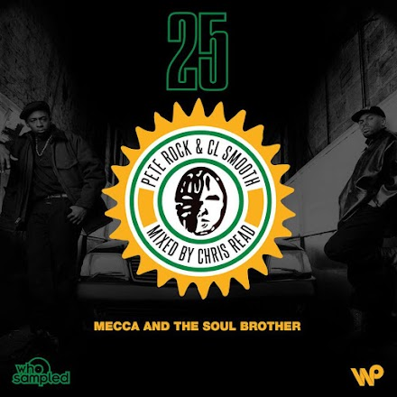 Pete Rock & CL Smooth 'Mecca & The Soul Brother' 25th Anniversary Mixtape | Ein Chris Read Mix