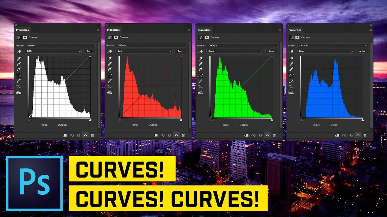 Understand Curves (VERY POWERFUL)