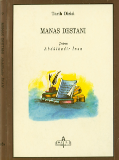 Abdülkadir Inan - Manas Destanı