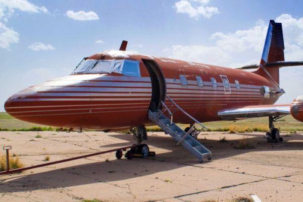 Pesawat pribadi Elvis Presley