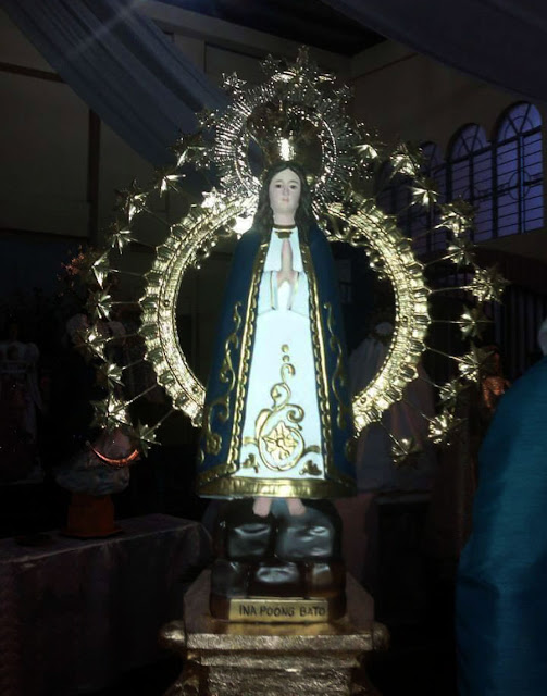 The Blessed Miraculous Mother