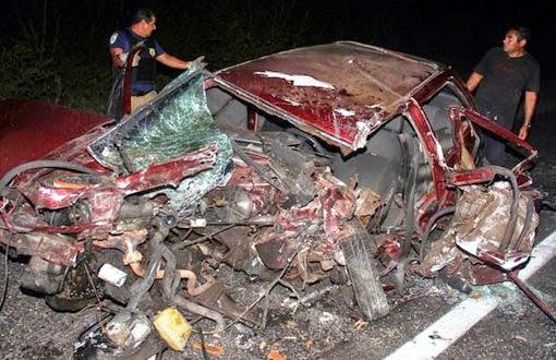 BR-324: Vereador e adolescente morrem em acidente