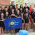 Excelente participación de la Escuela Departamental de Natación en Brasil