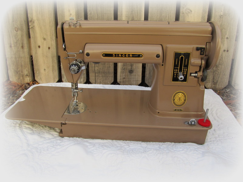 Patchouli Moon Studio Singer 40A Vintage Sewing Machine FOR SALE Amazing Singer 301a Sewing Machine