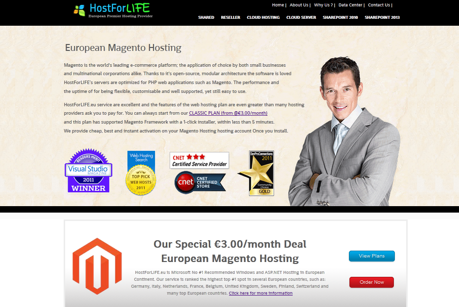 http://hostforlife.eu/European-Magento-Hosting