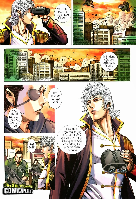 Đại Quân Phiệt chap 29 trang 11