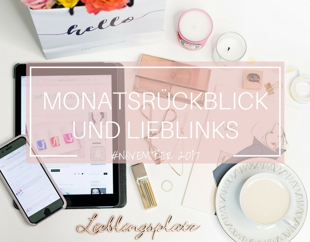 whatdoyoufancy Monatsrückblick November 2017 Cover