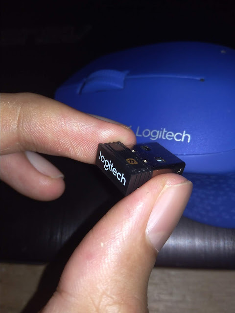 Cara Mengunakan Mouse Wirellas Logitech m280 Di laptop