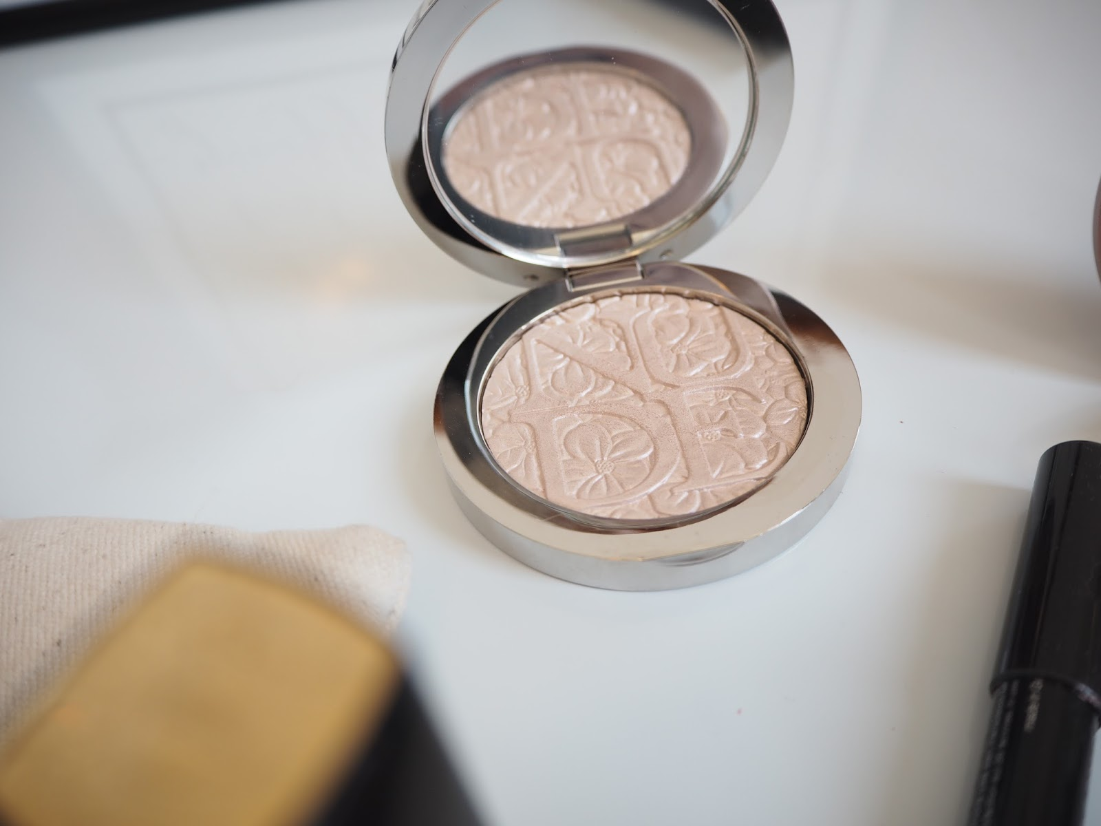 Dior Glowing Gardens-Glowing Pink