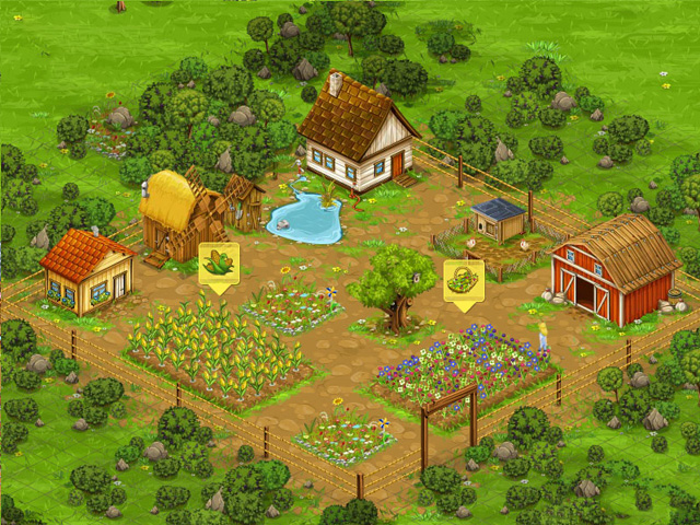 تحميل لعبة المزرعة الكبيرة للكمبيوتر Download Big Farm Free