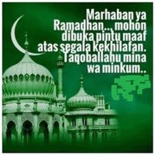 Gambar Mohon Maaf Puasa Ramadhan Status Islami Puasa Ramadan