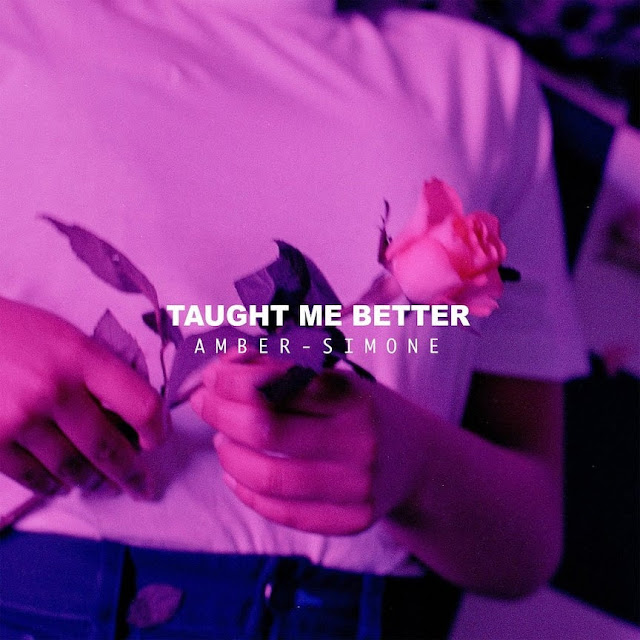 Amber-Simone reveals soulful debut 'Taught Me Better'