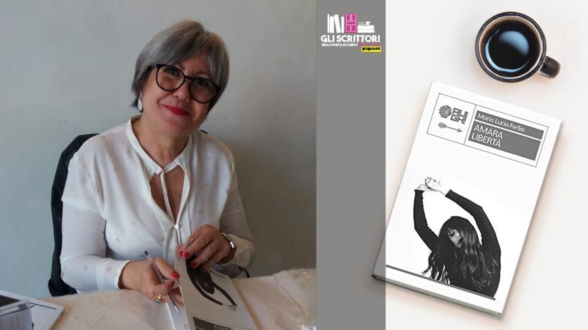 Scrittori, intervista a Maria Lucia Ferlisi: «La penna è la scrittura del cuore»