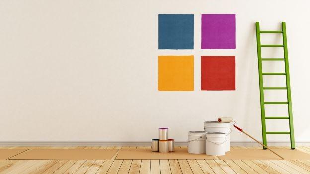 Pittura per pareti, quali scegliere? Tipologie, soluzioni, prezzi ...