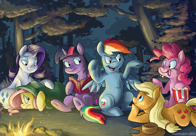 Synopsis for MLP Season 7 Episode 'Campfire Tales' Revealed!
