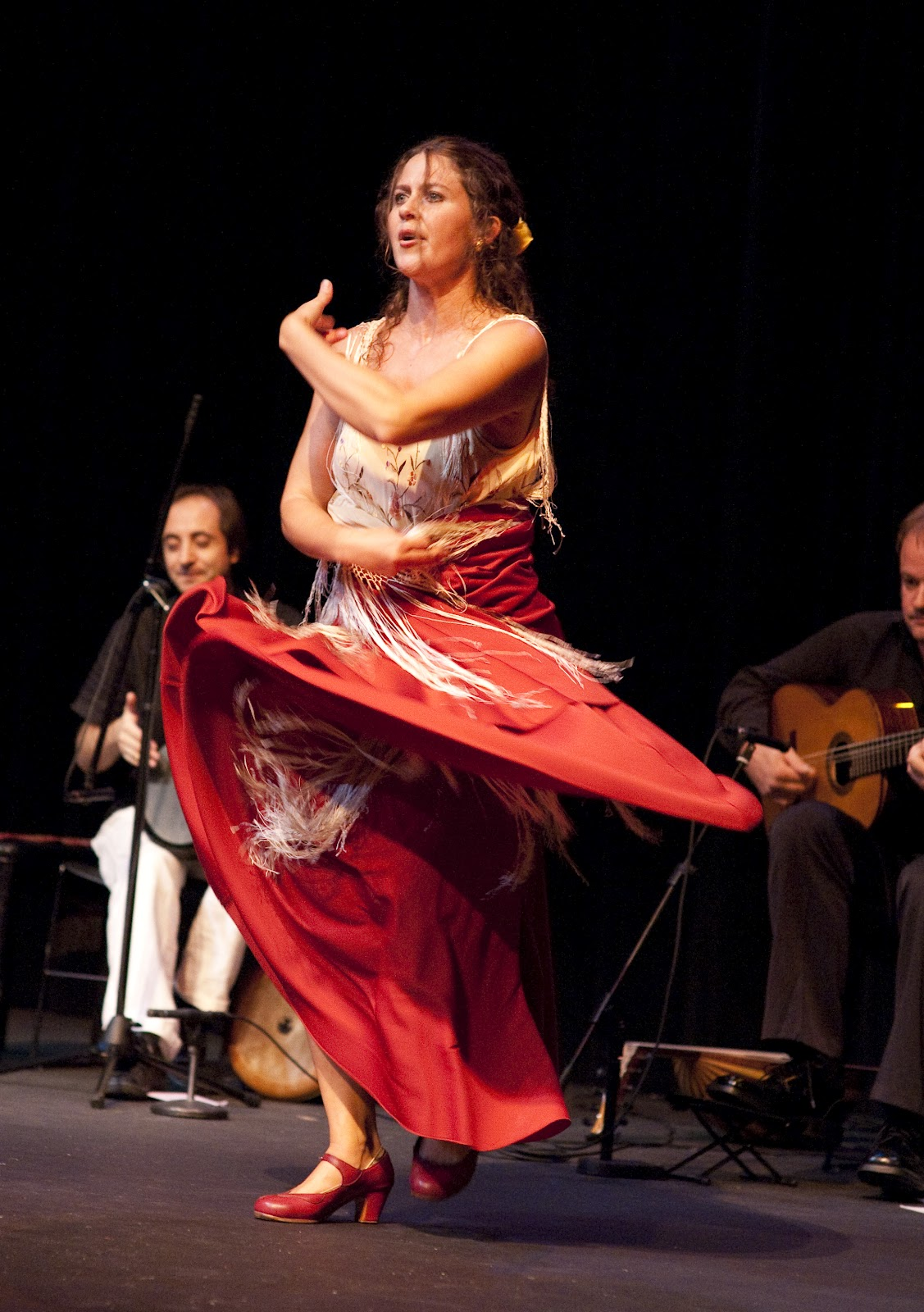 Flamenco Arte Y Ole The Story Behind The Flamenco Show