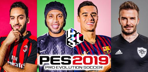 Telah Hadir PES 2019 PRO EVOLUTION SOCCER