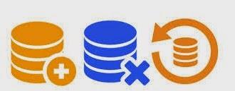 Simpan, Ubah, Hapus Dalam Struktur SQL