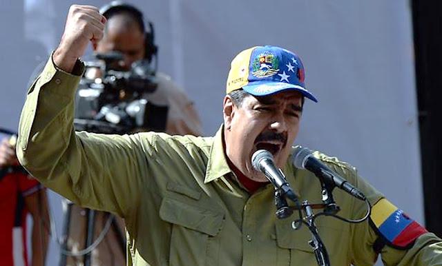 Nicolás Maduro acusa a Juan Guaidó de complot para asesinarlo