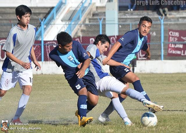 El Lobito igualó ante Deportivo Luján