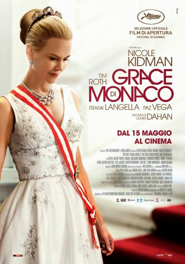 Filme sobre Grace Kelly