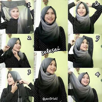 hijab paris terbaru 2016