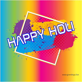 happy holi colors festival latest image greetings free download