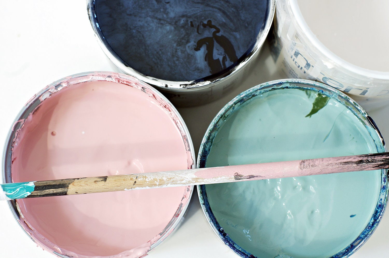 DIY, zrób to sam, tutorial jak wykonać próbnik kolorów, jak dobierać kolory dodatków do domu. Pomysł na ułatwienie sobie zakupów wnętrzarskich. Tylko na any-blog.pl