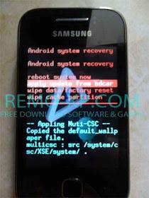 Tutorial Cara nge-Root Samsung Galaxy Young
