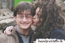 Daniel Radcliffe interviews Helena Bonham Carter for Interview magazine (US)