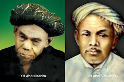 Antara Mbah Manab Lirboyo dan Mbah Abbas Buntet