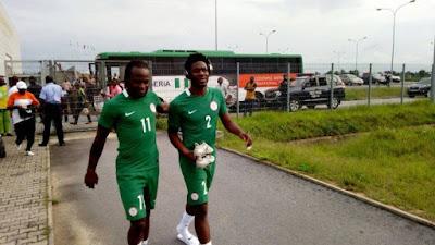 Sport: FIFA clears Aina to represent Nigeria